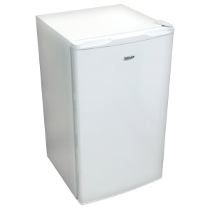 WHITE UNDER COUNTER LARDER FRIDGE- 92 LITRES