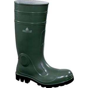 Deltaplus Gignac 2 S5 SRC Safety Wellington Boot Green Size 10