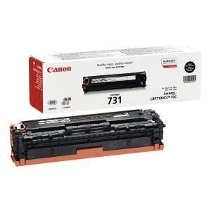 Canon 731Bk Toner Cartridge Black