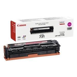 Canon 731M Laser Toner 1,500 Magenta  6270B002