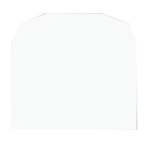 Lyreco White Envelopes C6 S/S 90gsm - Pack Of 1000