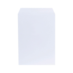 LYRECO SELF SEAL WHITE ENVELOPES C4 90G BOX OF 250