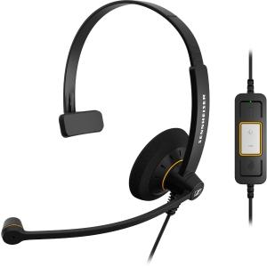 Sennheiser Sc30 Wired Usb Pc Headset Skype