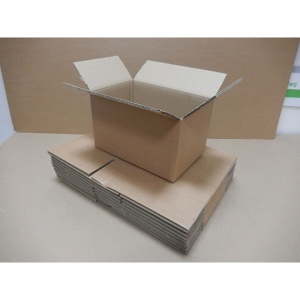 Kraft C/Board Box Double Wall 600X400X400mm Pack Of 10