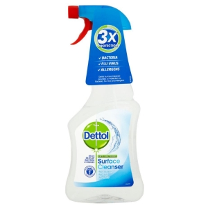Dettol Antibacterial Surface Cleaner Trigger Spray 500ml