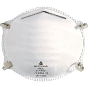 Deltaplus M1100 Mask Ffp1 (Box Of 20)