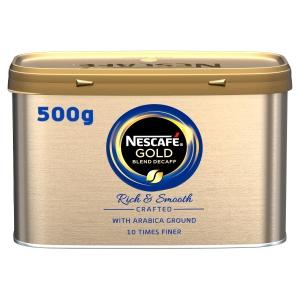 NESCAFÉ Gold Blend Decaffeinated Instant Coffee Tin