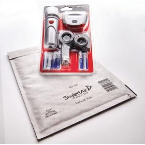 Mail Lite Plus Postal Bags 180 X 260mm (7 1/10 X 10Inch) - Box of 100