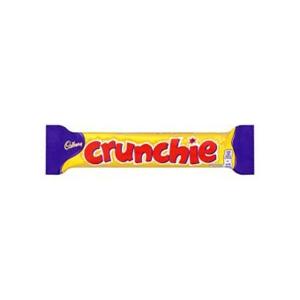 Cadbury Crunchie Bars Pk48