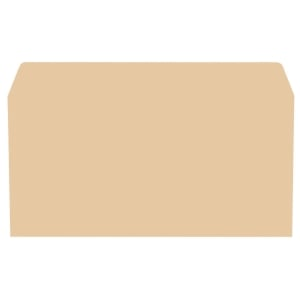 Lyreco Manilla Envelopes DL Gum 70gsm - Pack Of 1000