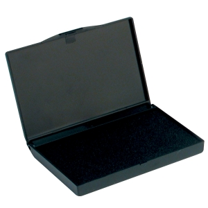 Dormy Replacement Micro Stamp Pad Black - 127 X 88mm