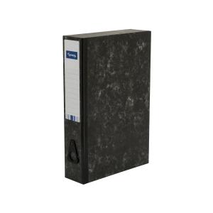 LYRECO CLOUD FINISH FOOLSCAP RIGID BOX FILE