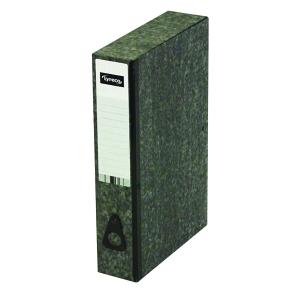 LYRECO BUDGET CLOUD-FINISH FOOLSCAP BOX FILE