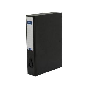 Lyreco Black Foolscap Box File