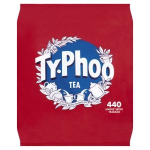 TYPHOO TEA BAGS - PACK OF 440