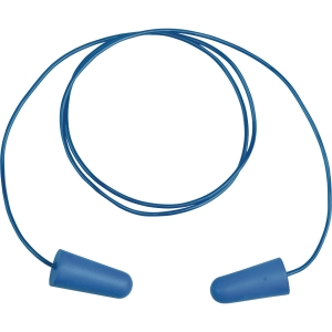BX10 DELTAPLUS CONICDE CORDED BLUE EARPLUGS