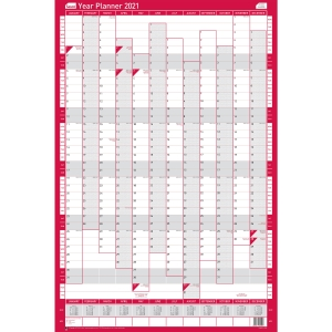 Wall planners & calendars | Lyreco UK | Telephone: 0845 767 6999