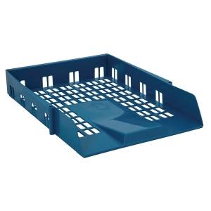 Avery 1132blue Basics Letter Tray 278 X 70 0 390 Mm