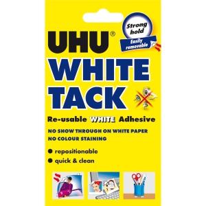UHU WHITE TACK - 50G PACK