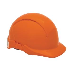 Centurion S09A Concept Full Peak Vented Safety Helmet Orange