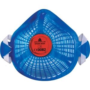 DELTAPLUS M1300SM SPIDER MASK FFP3 BLUE