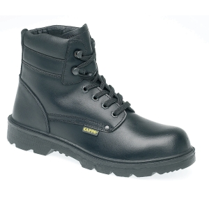 Deltaplus LH832 Derby Safety Boot Black Size 10
