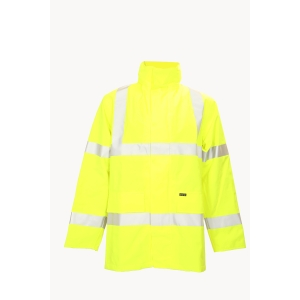 High Visibility Gore-Tex Jacket Yellow Xxl