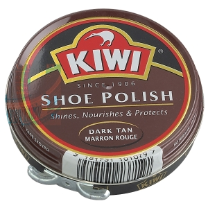Kiwi 508602 Boot Polish 50ml Tan
