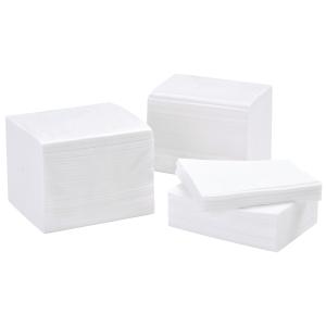 WHITE 2 PLY BULK PACK TOILET TISSUE - PACK OF 36 X 250 SHEETS