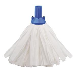 Exel Blue Big White Socket Mop Head 120G