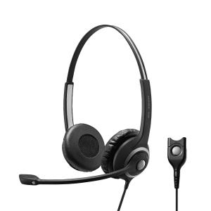 Sennheiser SC260 Wired Binaural Telephone Headset