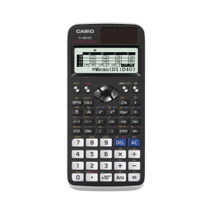 Casio FX-991EX advanced scientific calculator with Spreadsheet function