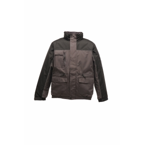 REGATTA TRA372 JACKET GREY/BLACK XL