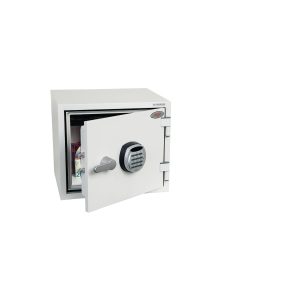 PHOENIX TITAN FS1281E FIRE SECURITY SAFE WHITE