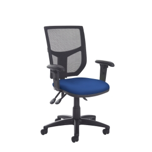 Airo Executive Blue High Back Mesh Chair