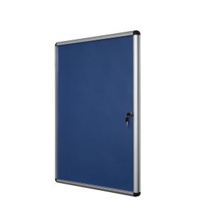 BI-OFFICE INTERNAL GLAZED CASE BLUE FELT 9XA4