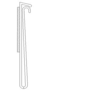 SCANNER STRIP - 1198mm / Die 544