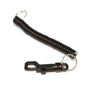 Coiled Lanyard Various Colours