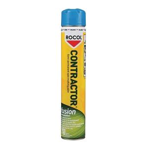 Rocol Contractor Fusion Semi Permanent Spot Marking Paint 750ml