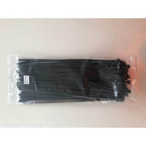 CABLE TIE BLACK370MM 7.6MM