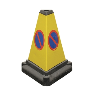 3 Sided No Waiting Cone 530mm