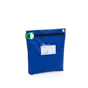 Versapak Ccb1 Secure Cash Bag Blu
