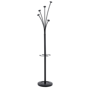 Alba Pmfesty Coat Rack Black