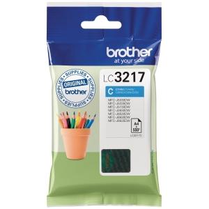 Brother LC-3217C Ink Cartridge Cyan