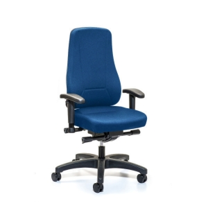 Interstuhl Younico 2456 Blue Synchrone Chair