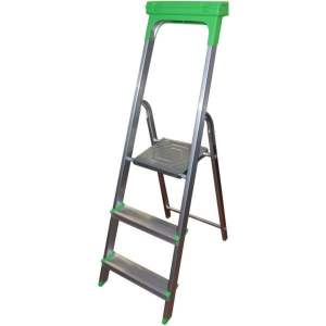 Safetool 3730.03 Ladder 3 Steps Aluminium