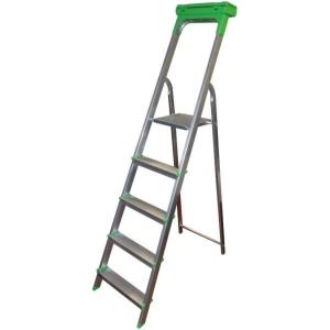 Safetool 3730.05 Ladder 5 Steps Aluminium