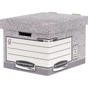 SYSTEM 0081801 HEAVY DUTY STORAGE BOX PACK 10