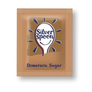 SILVER SPOON DEMERA BROWN SUGAR SACHETS 2.5G - BOX OF 1,000