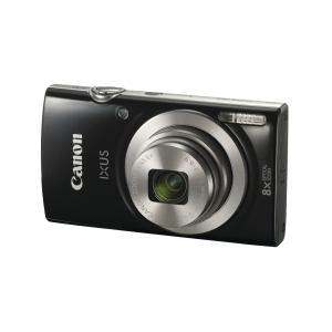 Canon 1803C001 Ixus 185 Digital Camera Black